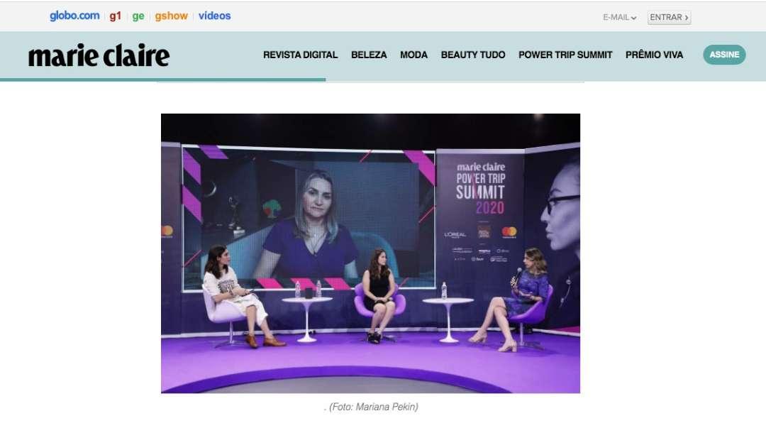 Marie Claire e o Prêmio mulheres do Agro! - CONFIRA